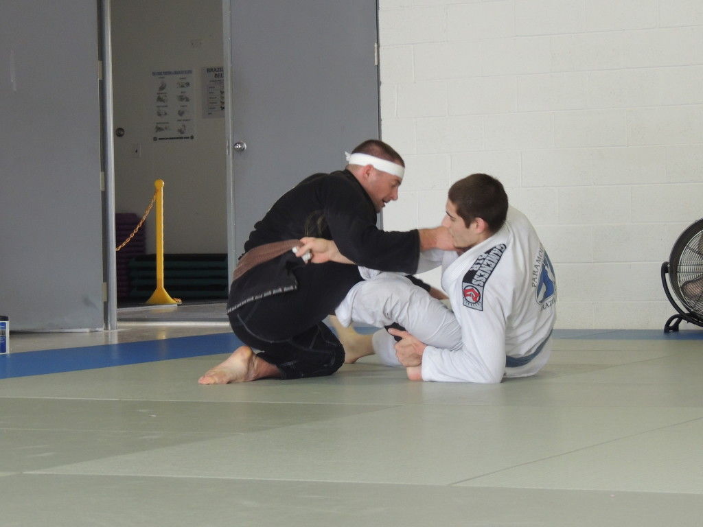 Kevin and Phil Training