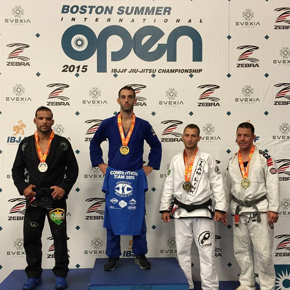 2015 IBJJF Boston Summer Open