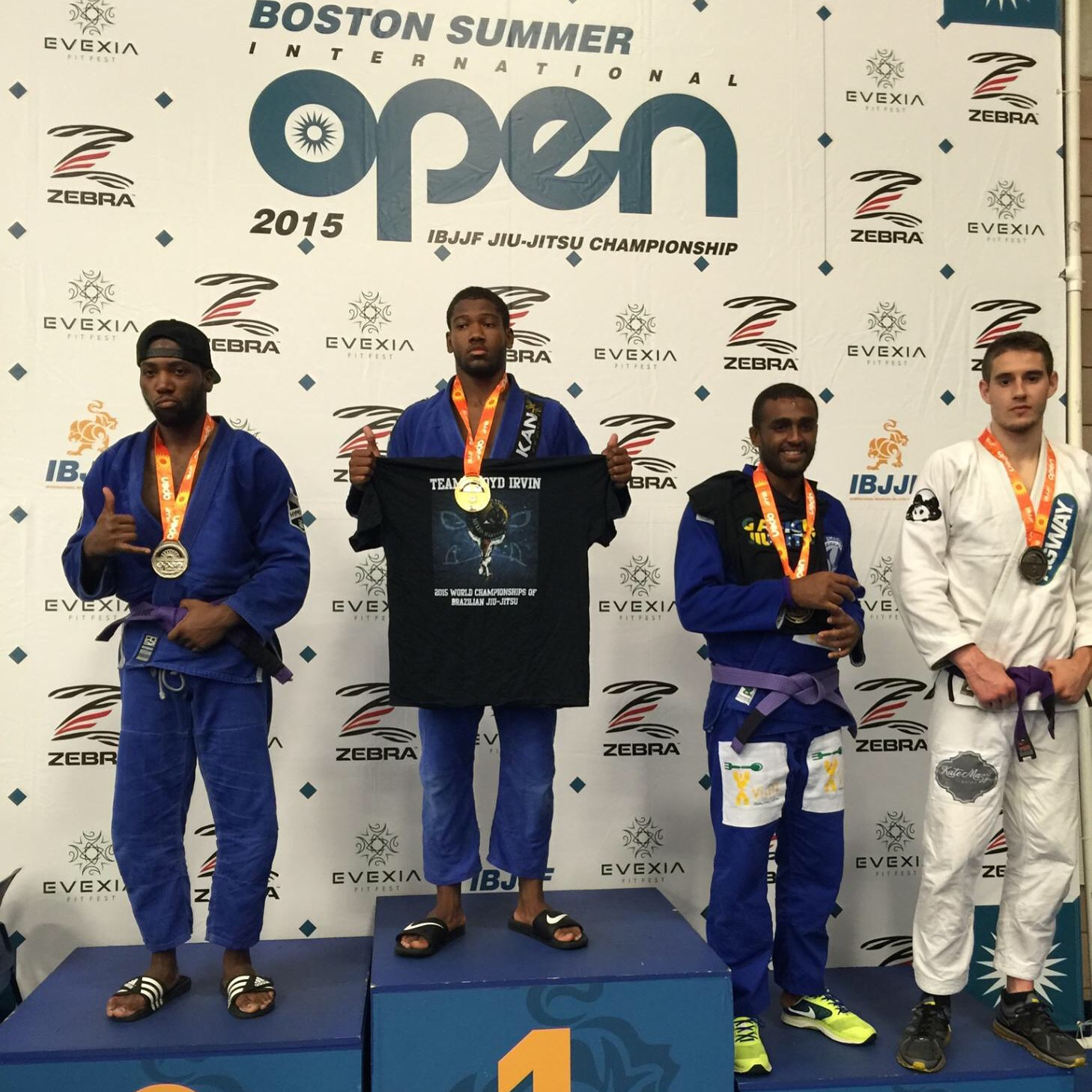 Boston Summer Open BJJ Results | Brazilian Jiu-Jitsu in Chester
