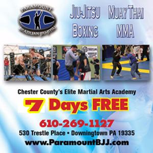 30 Days Free MMA BJJ